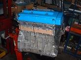 ホンダシビックエンジンオーバーホールの写真