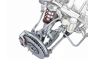 ブレーキの画像